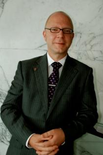 Martin Kubler FIH