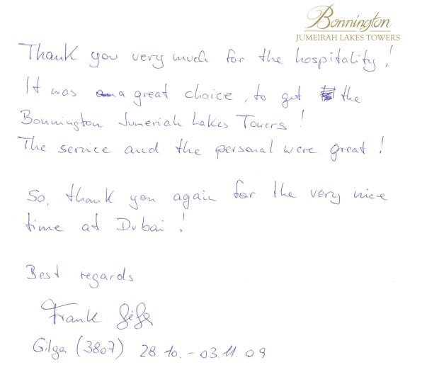 Thank you very much! hope to see you again soon!