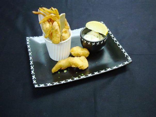 Fish & Chips Popcorn