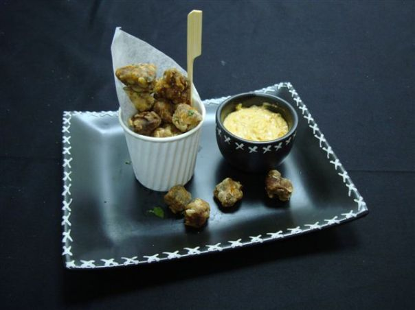Pepper Steak Popcorn