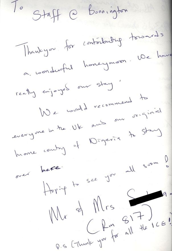 guest comments dubai hotel jumeirah #guestcommentswednesday