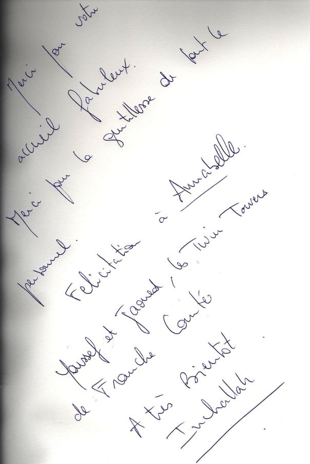 French guests like the Bonnington Hotel in Dubai #guestcommentswednesday