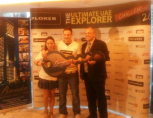 UAE Explorer 2011 - UAE for free