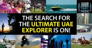 One winner will be crowned the 'Ultimate UAE Explorer'!