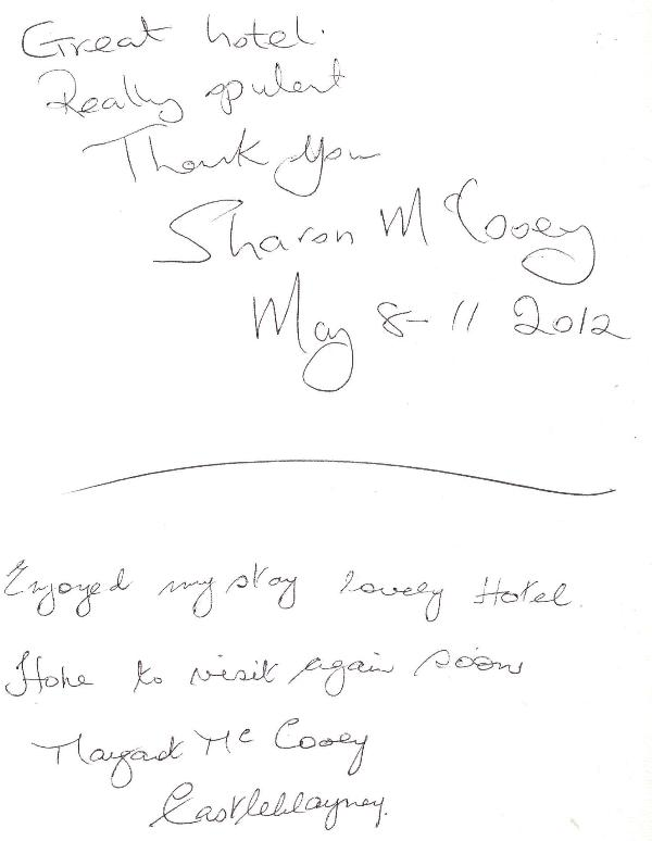#guestcommentswednesday at the Bonnington in Dubai