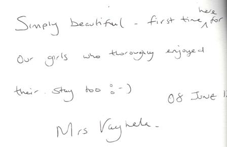 #guestcommentswednesday at the Bonnington in Dubai #worldhotels