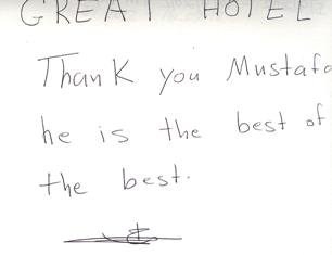Bonnington Jumeirah Lakes Towers #guestcommentswednesday