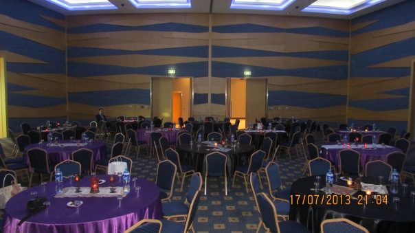 Bonnington Associates Iftar 2013
