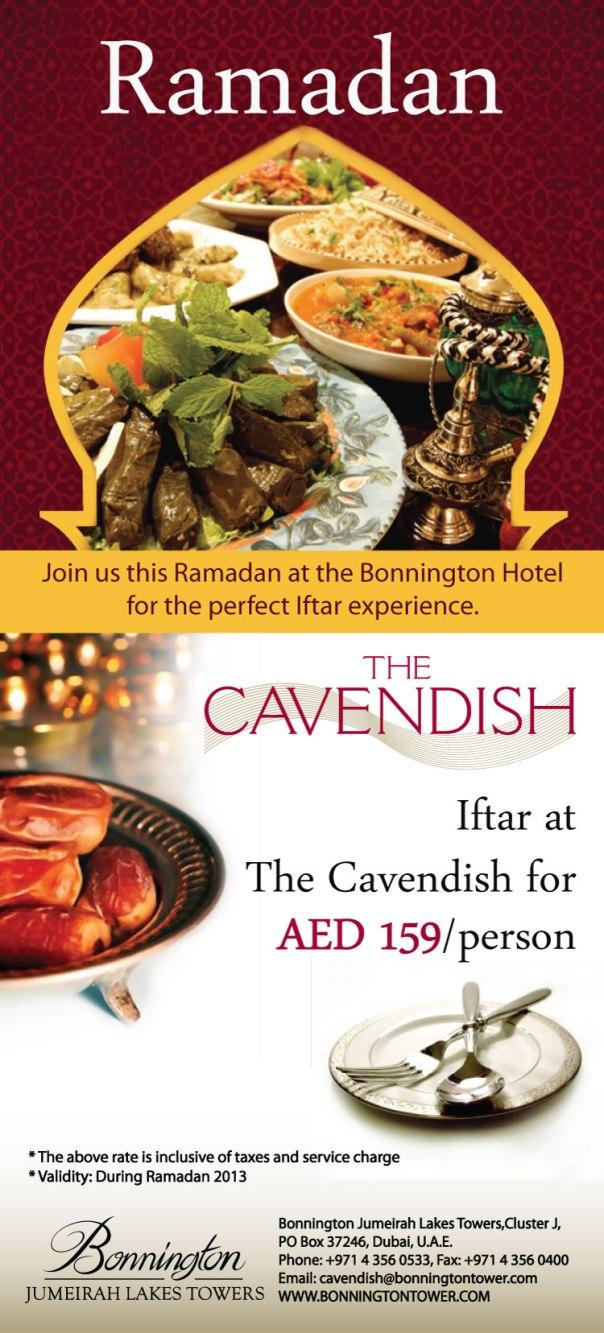 Ramadan 2013 at Bonnington