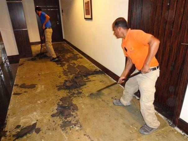 Corridor scrapping
