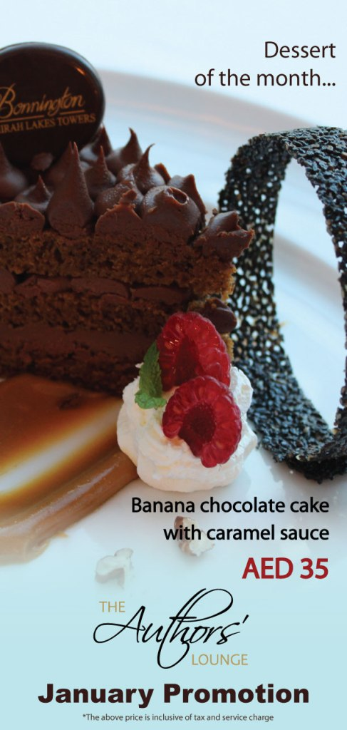 Authors'-dessert-(Banana-chocolate-cake)
