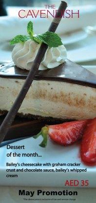 Cavendish-dessert-(Bailey's-cheesecake-with-Graham-Cracker)