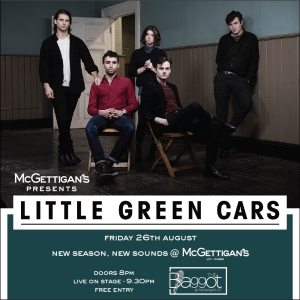 Little Green Cars in Dubai