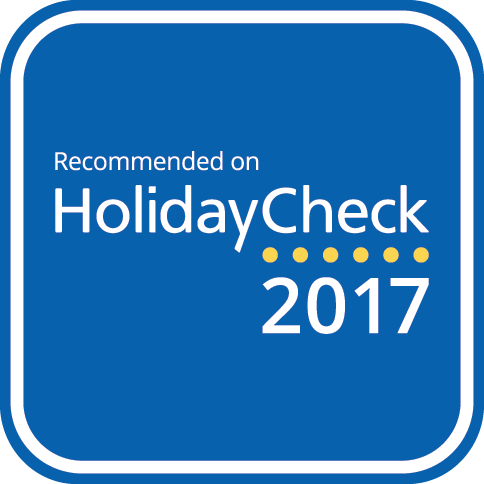 holidaycheck_de 2017 Award
