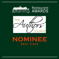 JLT DINING AWARDS SQUARE - Authors' Lounge 1