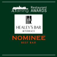 JLT DINING AWARDS SQUARE - Healey's Bar & Terrace 1