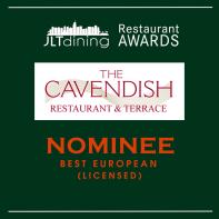 JLT DINING AWARDS SQUARE - The Cavendish Restaurant & Terrace 1