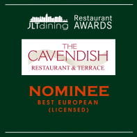 JLT DINING AWARDS SQUARE - The Cavendish Restaurant & Terrace 1